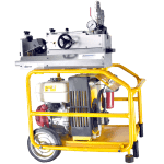 HydroSKY Cable-blowing machines