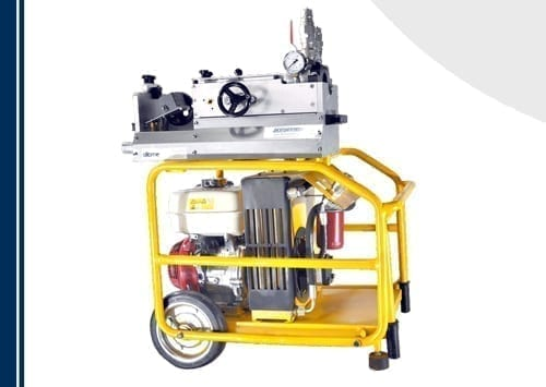 HydroSKY Cable blowing machines
