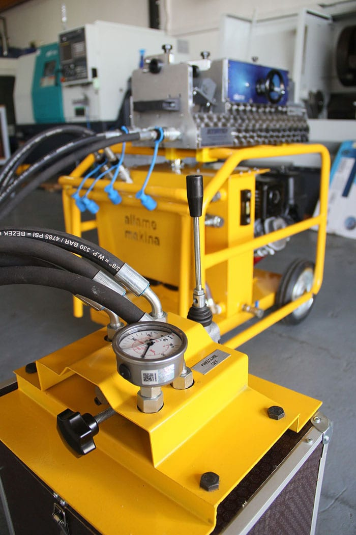 cable blowing machines hydrosky