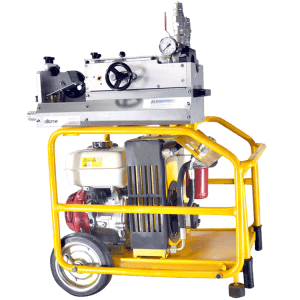 HydroSKY Fiber cable blowing machines.