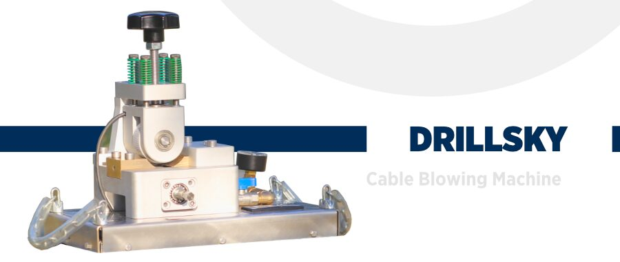 Fiber Cable Floating Machines Drillsky
