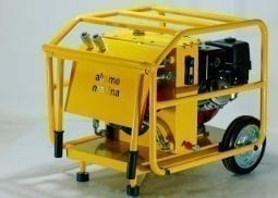 Hydraulic Power unit with gasoline engine (2)