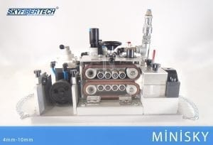 Fİber blowing machine MiniSKY!