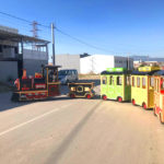 electric mall train trackless trains manufacturer