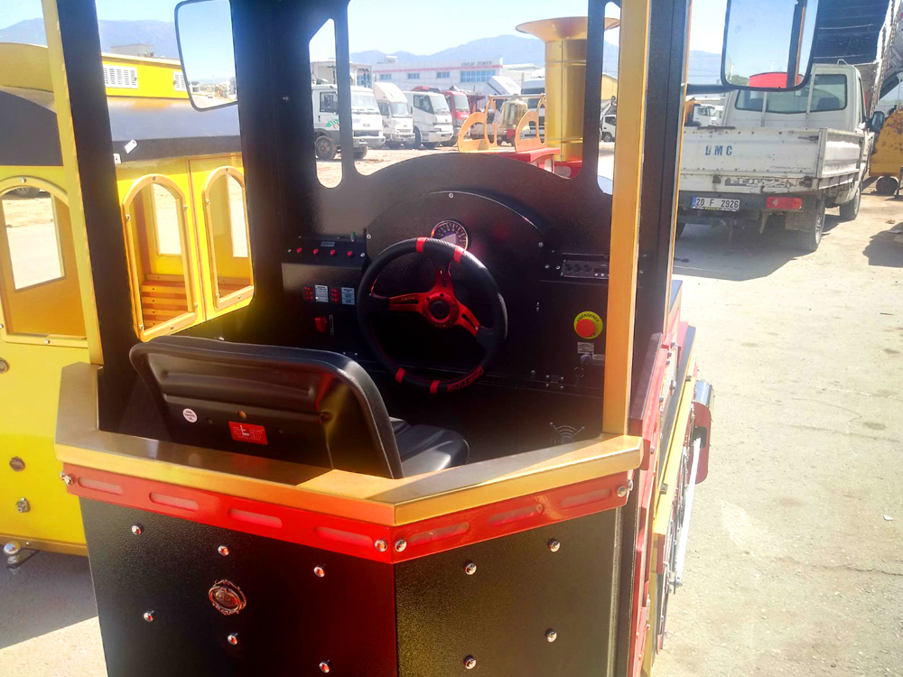 electric mall train for sale