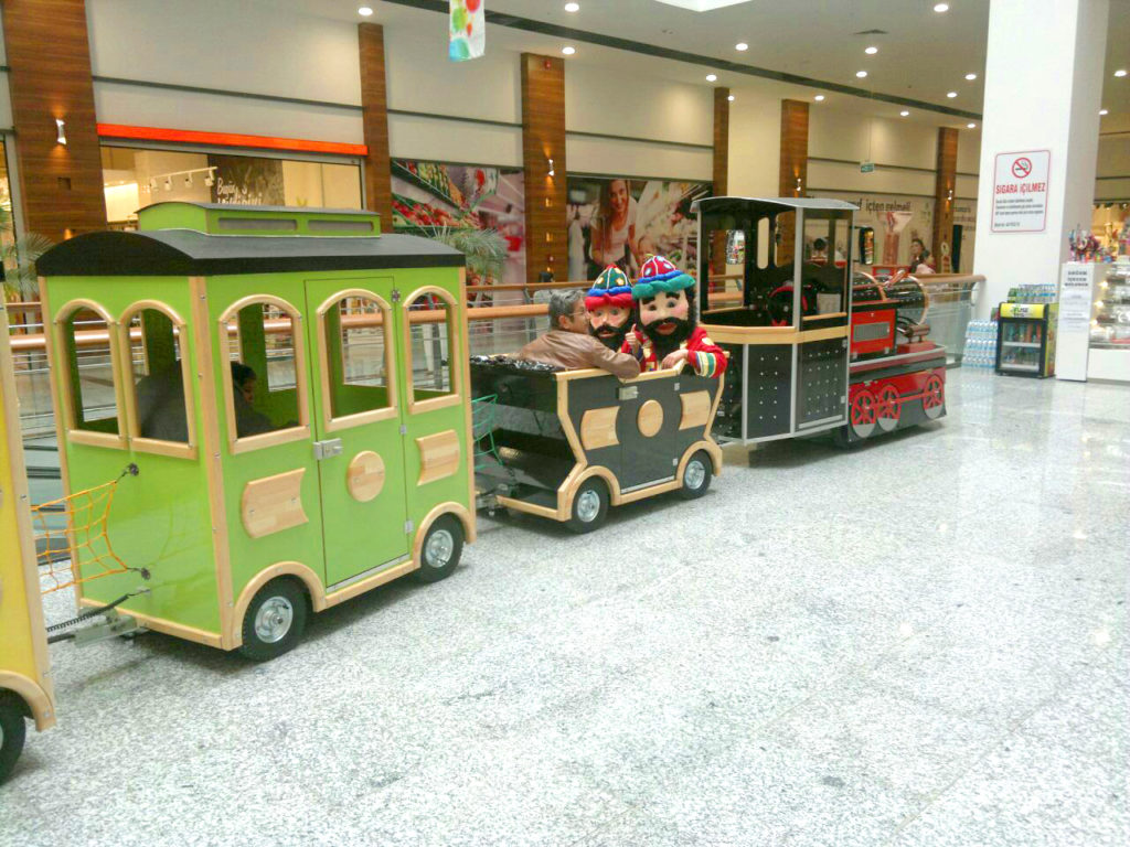 mall trains for sale