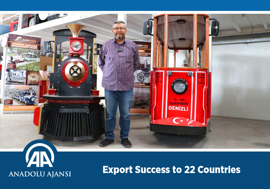 Export success to 22 countries