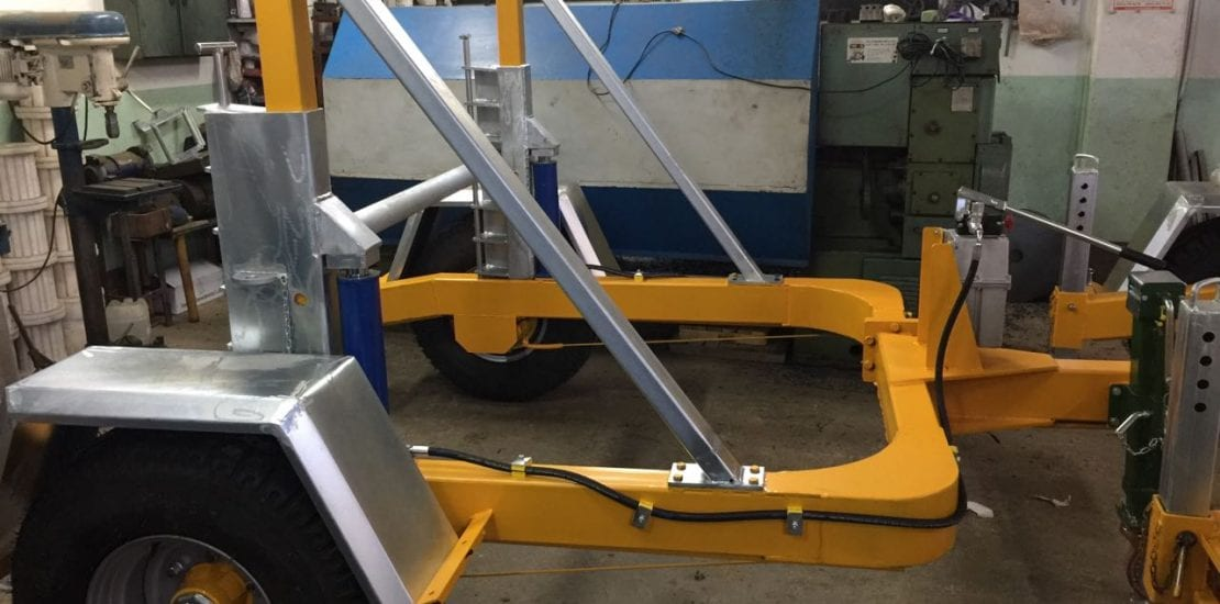 Cable Reel Trailer Prices  - Cable Drum trailer is it a good choice to make